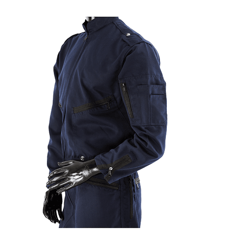 Pilot Coverall Denim Dark Blue Ref. 10101010