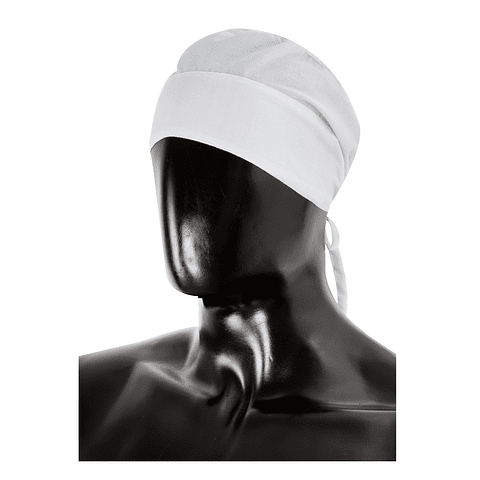 Gorro Dacrón Cofia Blanco Ref. 160420