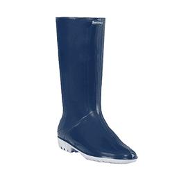 Bota Croydon Feminela PVC Azul Ref. 5900060