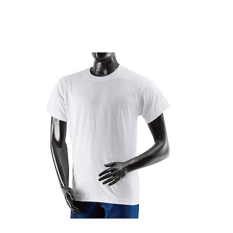 Camiseta Cuello Redondo Blanca Ref. 200120