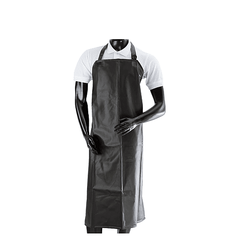Black Large Waterproof Apron Ref. 2515