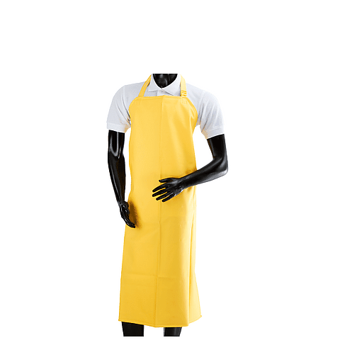 Waterproof Large Yellow Apron Ref. 2515