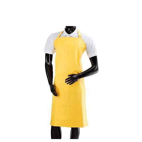 Yellow Medium Waterproof Apron Ref. 2512