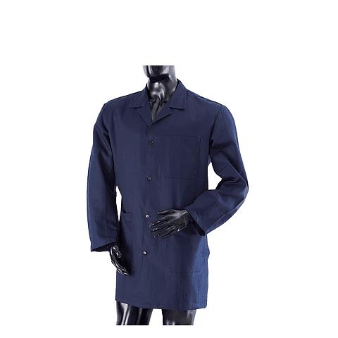 Blusa 3/4 Dril Color: Azul Oscuro Ref. 10200110