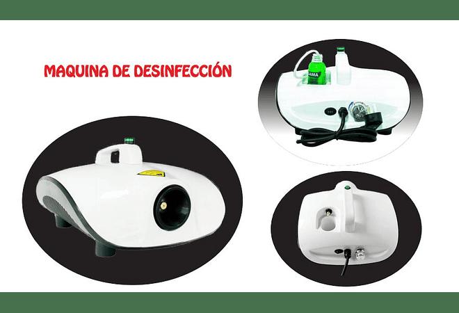 MAQUINAS DE DESINFECCION