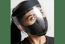 Caretas y/o protector Facial con filtro UV400