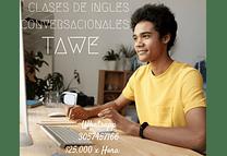CLASES CONVERSACIONALES DE INGLES