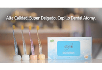 Set 8 cepillos dentales