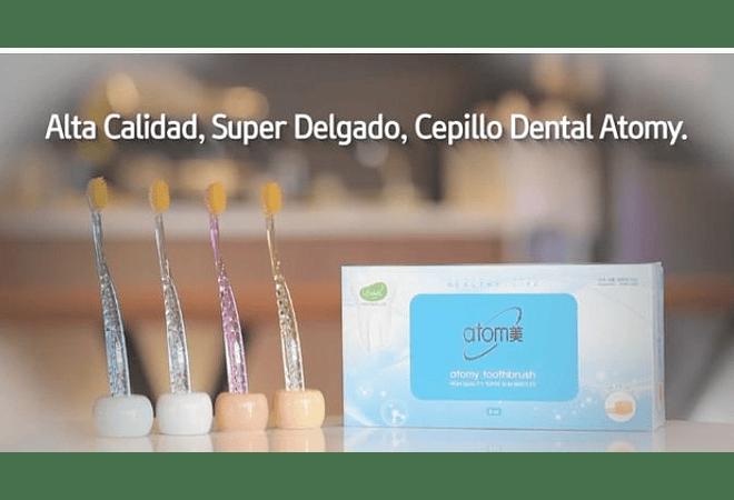 Set 8 cepillos dentales