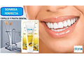 Atomy  Kit con Estuche viajero + Cepillo + Crema dental + interdental