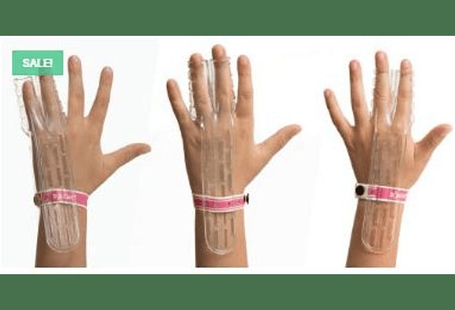Dedos del Medio Guardadedo