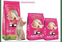 Alimento para Gatos NUCAT