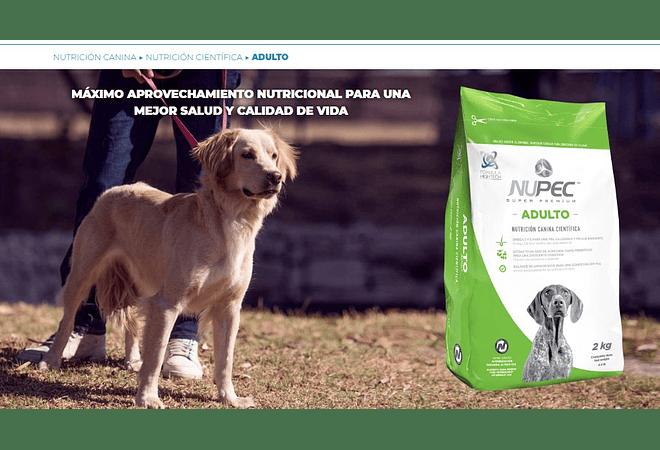 Alimento para perros  Adultos raza grande NUPEC