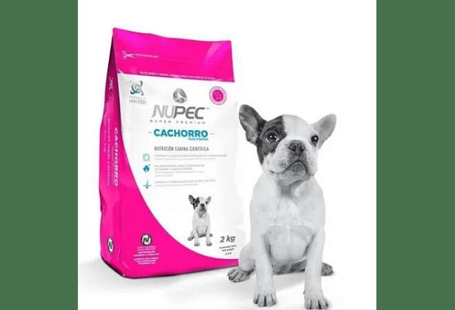 Alimento  Cachorro raza pequeña NUPEC