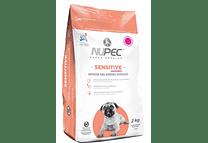 Nupec Sensitive Skin Razas Pequenas 2 kg