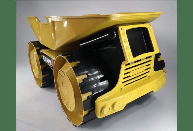 Volqueta o Camión Minero Montable