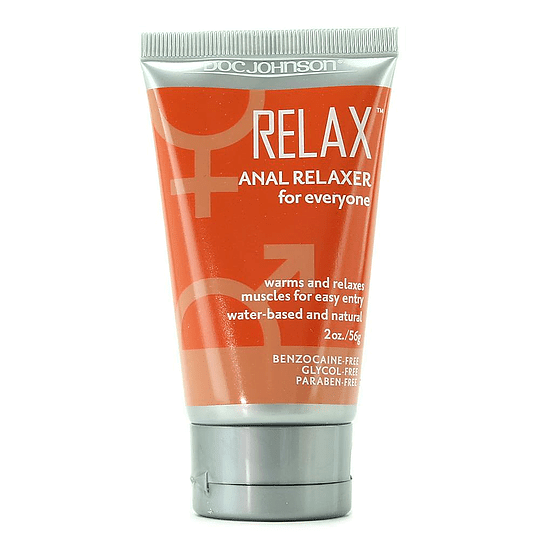 Relajante Anal Relax