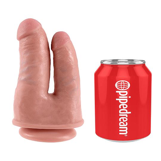 Dildo Doble King Cock 6