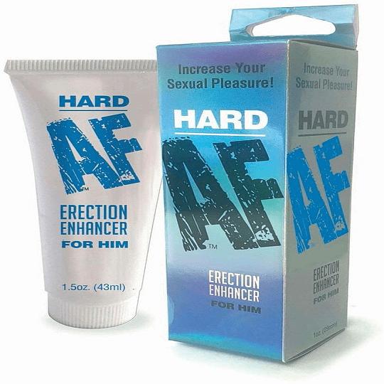 Potenciador Masculino AF Hard