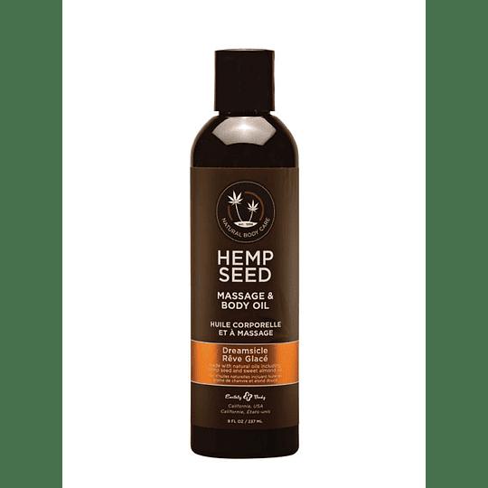 Aceite de Masaje Hemp