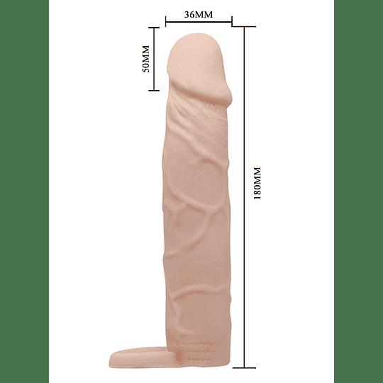 FUNDA EXTENSORA 18CMS