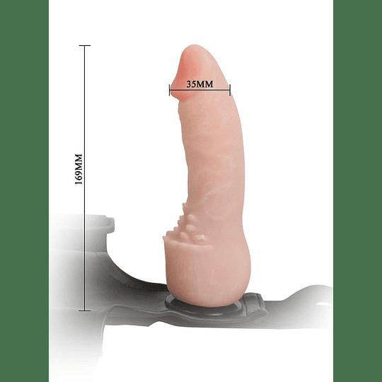 ARNÉS CON DILDO REALISTICO PVC