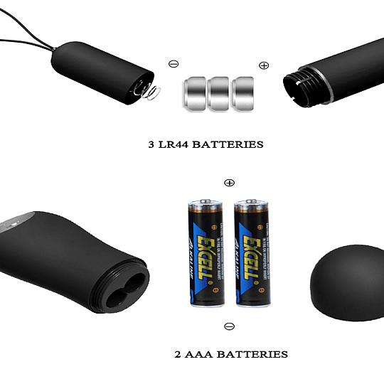 Calzon Vibrador Colaless c/ Bala Control Remoto