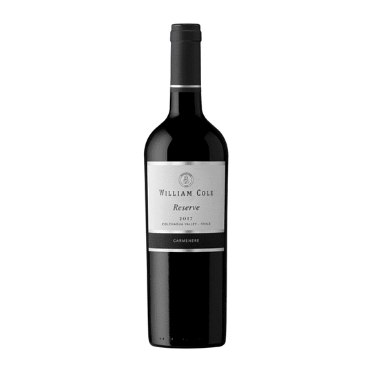 William Cole / Reserva / Carmenere