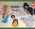 Pack Día del niño: Personajes de papel