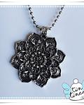 Colgante Flor de loto