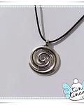 """Colgante """"Espiral Celta"""""""