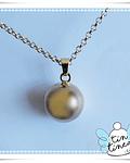 Llamador Minimalista Dorado