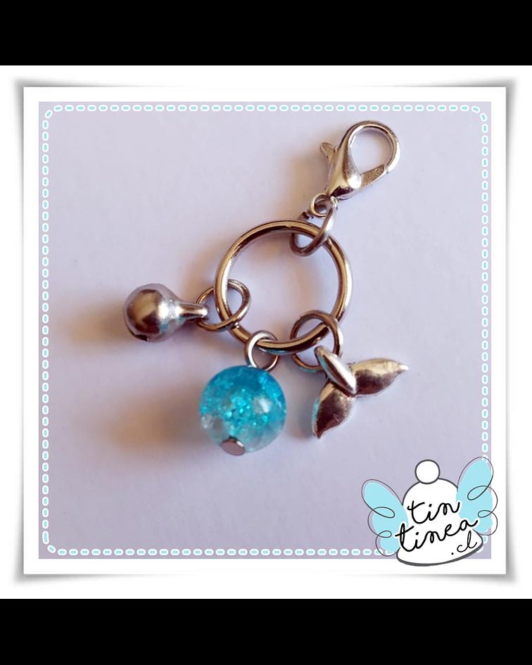 Mini amuleto Cola de sirena