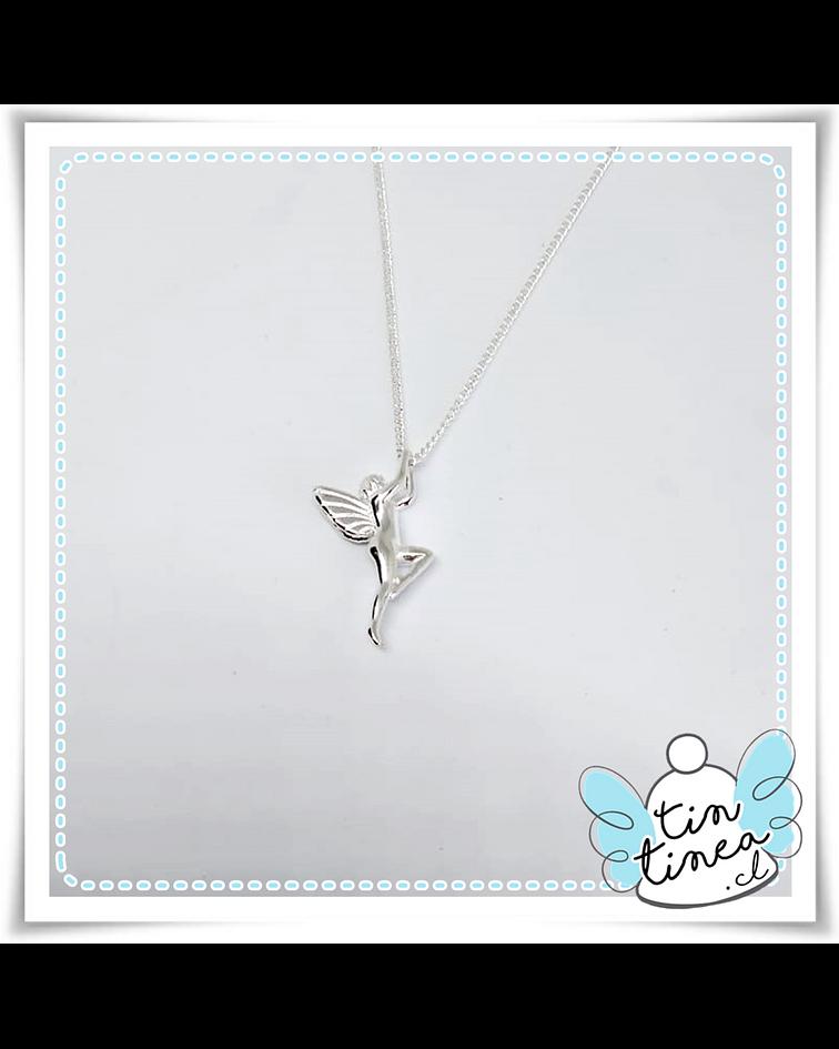 Angelito de plata