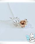 Relicario Flor de loto