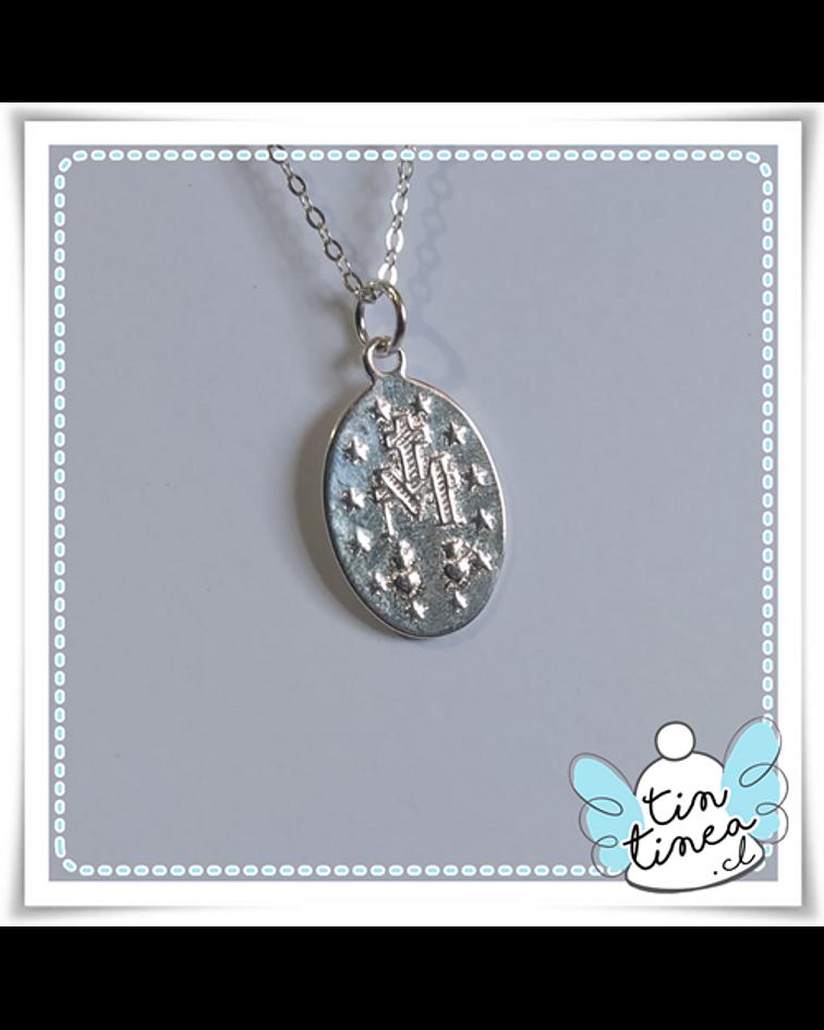 Milagrosa medalla de la Virgen de los Rayos
