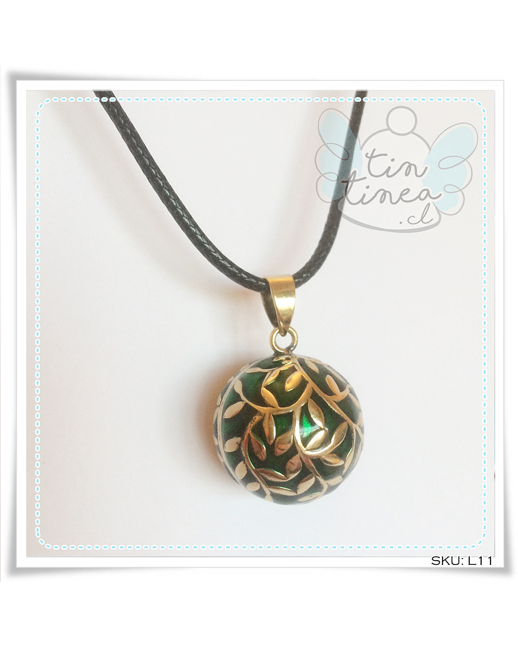 Llamador Hojas de olivo