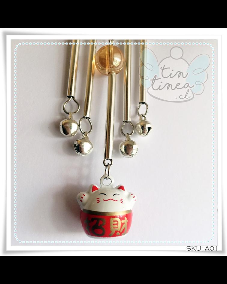 """Amuleto """"Maneki-neko"""""""