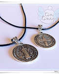 Medallón de San Benito
