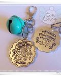 """Amuleto """"Virgencita Plis"""""""