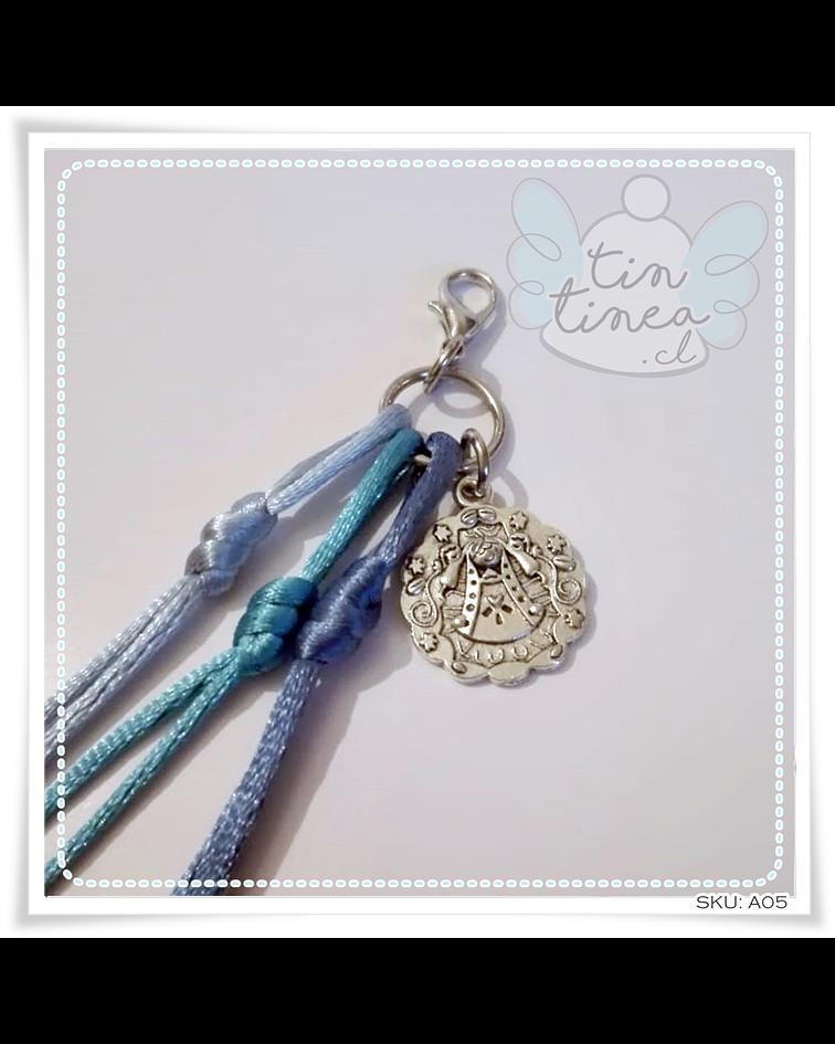 """Mini amuleto """"Virgencita de Guadalupe"""""""