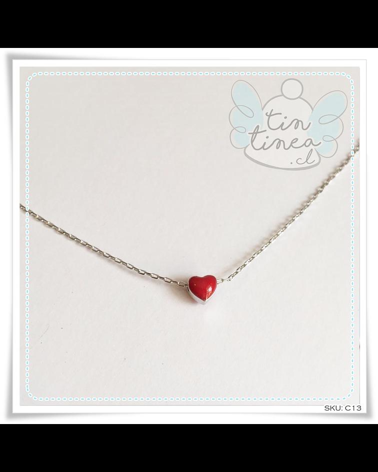 Corazón de plata