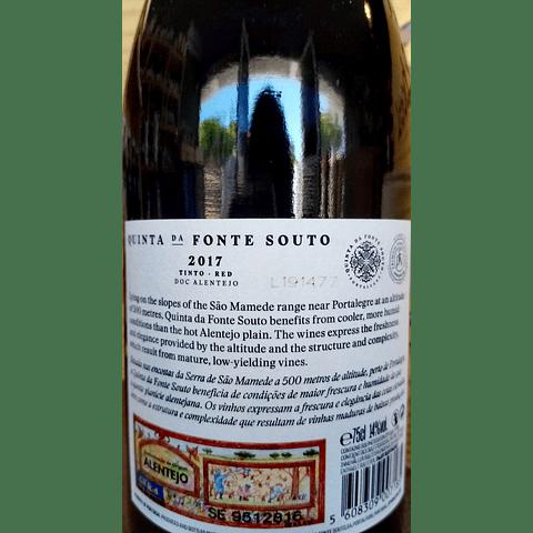 Quinta da Fonte Souto Tinto 2017