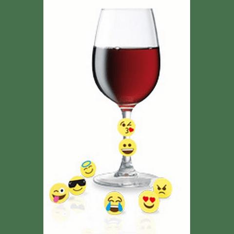 Marcadores Copo Emoji