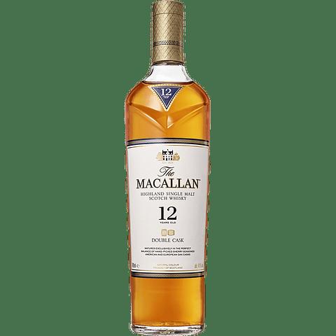 The Macallan Double Cask 12 Anos