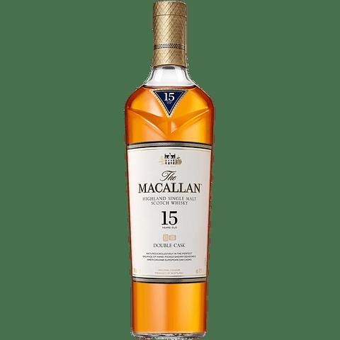 The Macallan Double Cask 15