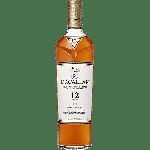 The Macallan Sherry Oak Cask 12