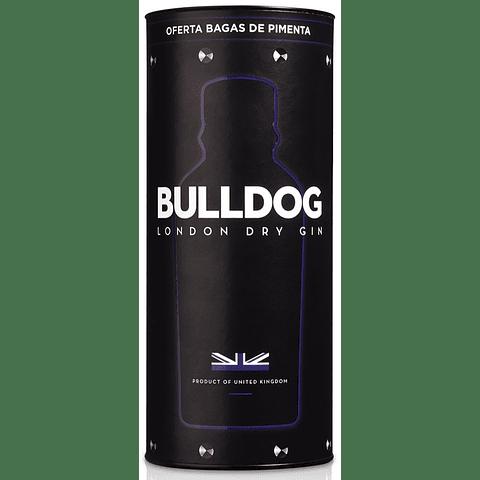 BULLDOG Gin  Tubo 0,70cl