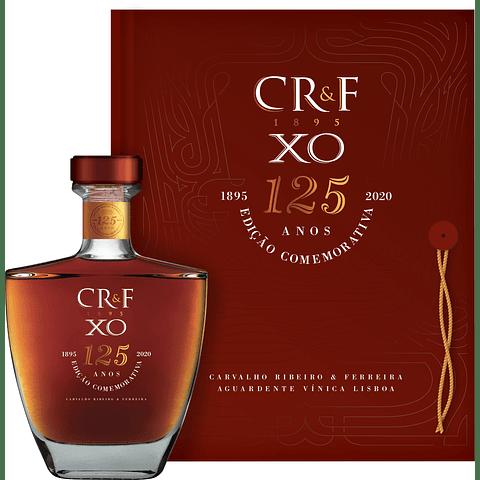 Aguardente CRF XO 125 Anos