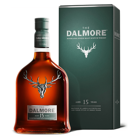 The Dalmore 15 Anos